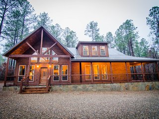 Legends of the Fall Cabin Broken Bow
