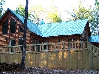 Hacienda Hideaway Cabin Broken Bow