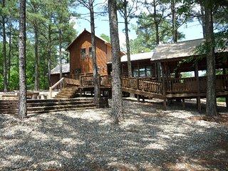 Sundance Trail Cabin Broken Bow
