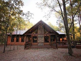 Griswold's Getaway Cabin Broken Bow