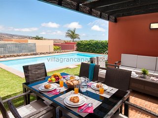 2 bedroom Villa in El Salobre, Canary Islands, Spain : ref 5622166