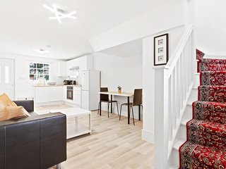 Airy, Spacious 1-Bed apt with Garden in Brixton