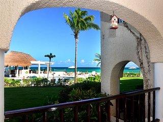 Xaman Ha 7005 terrace view