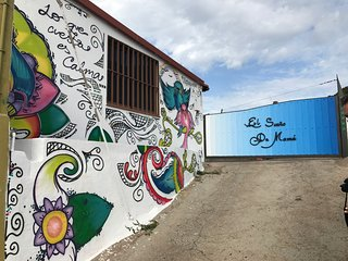 Casa Rural 'El Sueno de Mama' Familia, grupos, cycling, Terapias.