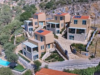 Ouzo Villas, Accessible 3BR Villas at Ag. Isidoros