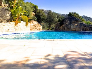 Stone Villa Roxanie, Pool, Meerblick, strandnah