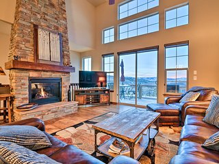 Ski-in/Ski-out Granby Ranch House w/ Hot Tub!