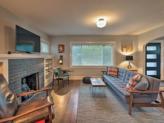 NEW! 1920s Bungalow - 2.5 Mi. to Downtown Seattle!