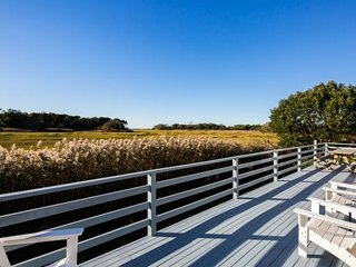 Renovated 3 Bedroom with Beautiful Marsh Views