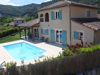 Villa des Montagnes voor 8 personen met privezwembad