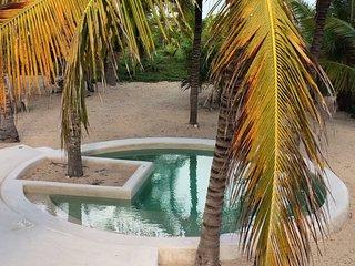 Beachfront Casa en Uaymitun