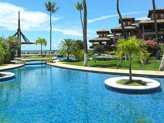 Best Seafront Ground Floor Apartment at Dream Village Kitesurf spot, Cumbuco
