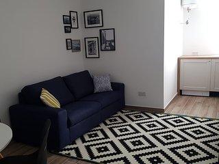 Gzira 1 bedroom Bright & Modern Apt- P009