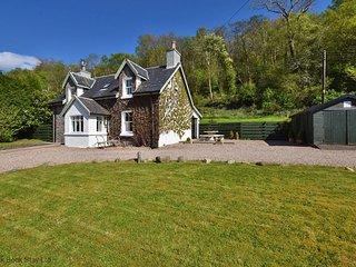Luxury 2 bed Lochside Cottage Fort William - West Lodge