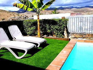 3 bedroom Villa in El Salobre, Canary Islands, Spain : ref 5677947