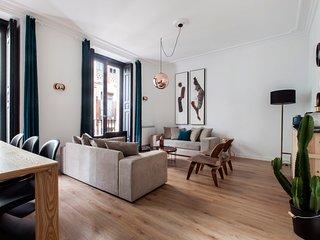 Acogedor piso en el centro de Madrid-Gran Vía