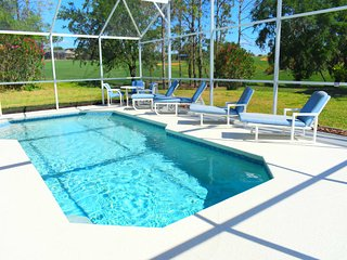 This 4/2 Pool Home in Southern Dunes will charm you into coming back time and