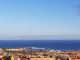 Esplendida villa con piscina privada con vistas al mar
