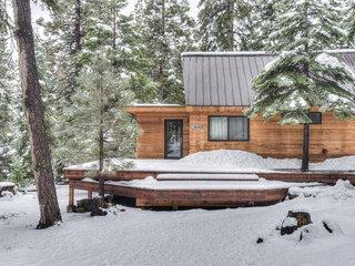 Chic, Modern, Luxury Cabin