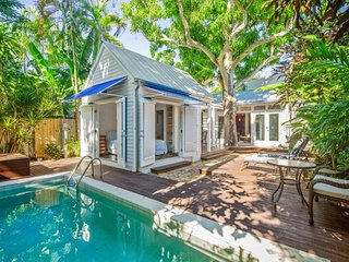 Historic home in Old Town w/ private pool & detached cottage - dogs OK