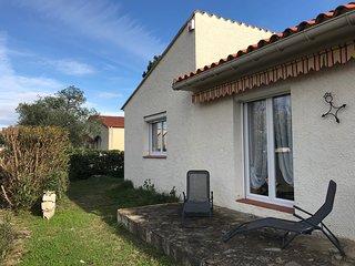 Maison 100m2 - Mer, campagne  et Montagne - Tarif pour curistes.