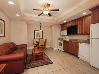 Family-Friendly Condo w/ Resort Pools, Theme Park Shuttle & WiFi Included