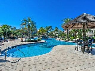 15% OFF Now-3/23/19! UPGRADED Home +Lagoon Heated Pool Near Beach +FREE Perks