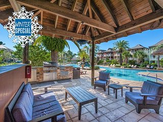 JAN/FEB OPEN! Winter upto 20%OFF! Lagoon Heated Pool/Spa Near Beach+VIP Perks