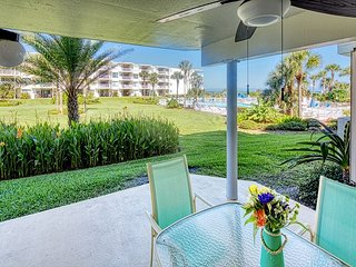 Family Favorite! Ground Floor Condo Easy Pool Access at Colony Reef Club