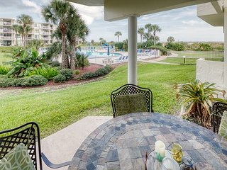 Ground Floor Condo Close to Pool and Spa at Colony Reef Club 1106