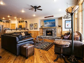 NEW LISTING: Crystal Springs Chalet - A Winter Wonderland Getaway
