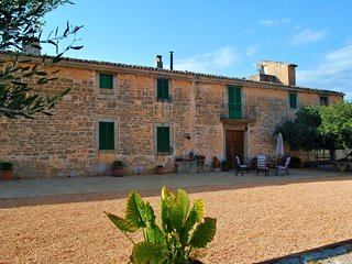 Son Veri Dalt - Country House in Lluchmayor, Mallorca