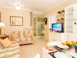 1 bedroom Apartment in city center, Canary Islands, Spain : ref 5622046