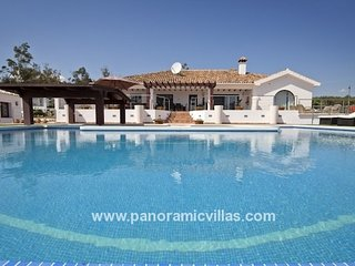 8 bedroom Villa in Manilva, Andalusia, Spain : ref 5700430