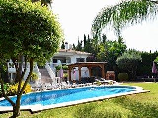 6 bedroom Villa in Mijas, Andalusia, Spain : ref 5700569