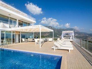 4 bedroom Villa in Kalkan, Antalya, Turkey : ref 5702424