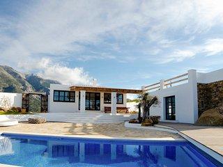 4 bedroom Villa in El Cerro de Andévalo, Andalusia, Spain : ref 5702416
