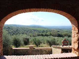 4 bedroom Apartment in Colonna di Grillo, Tuscany, Italy - 5702484