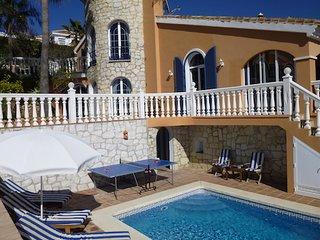 4 bedroom Villa in Mijas, Andalusia, Spain : ref 5700397