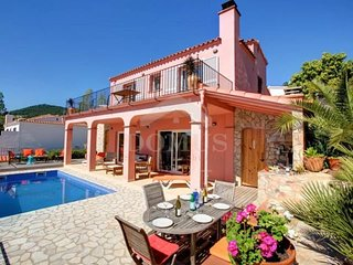 4 bedroom Villa in Fornells de la Selva, Catalonia, Spain : ref 5623030