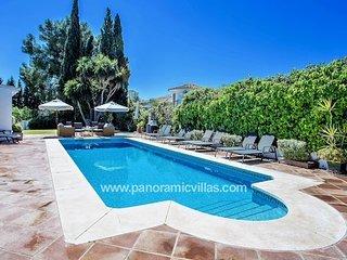 5 bedroom Villa in Marbella, Andalusia, Spain : ref 5700495