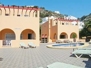 6 bedroom Villa in Mojacar, Andalusia, Spain : ref 5700417
