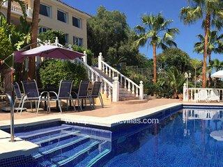 8 bedroom Villa in Torremolinos, Andalusia, Spain : ref 5700543