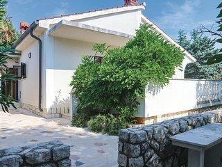 3 bedroom Villa in Krk, Primorsko-Goranska Županija, Croatia : ref 5696412