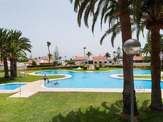3 bedroom Villa in Maspalomas, Canary Islands, Spain : ref 5622078