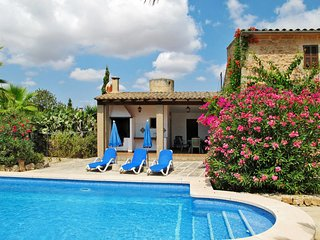 4 bedroom Villa in Cas Concos, Balearic Islands, Spain : ref 5702065
