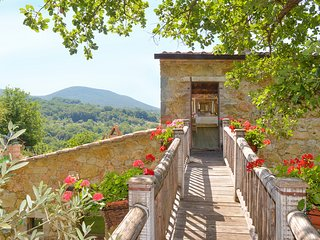 5 bedroom Villa in Guardea, Umbria, Italy : ref 5700724
