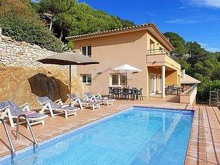 4 bedroom Villa in Begur, Catalonia, Spain : ref 5623034