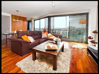 4 bedroom Apartment in Provenals del Poblenou, Catalonia, Spain : ref 5623992