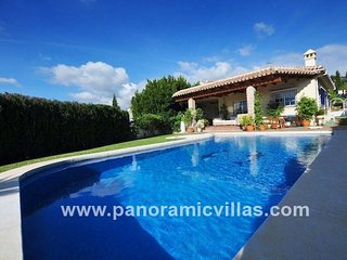 4 bedroom Villa in La Cala De Mijas, Andalusia, Spain : ref 5700528